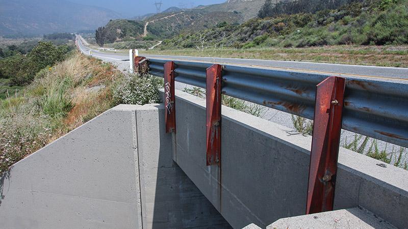 Small bridges near Kenwood exit