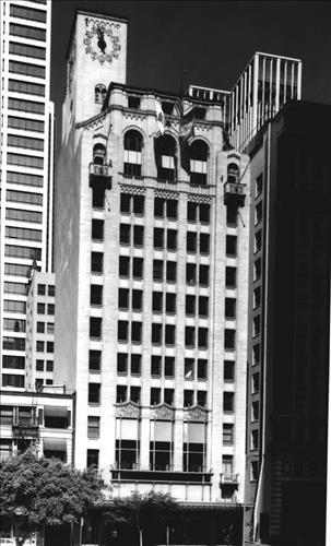 James Oviatt Building