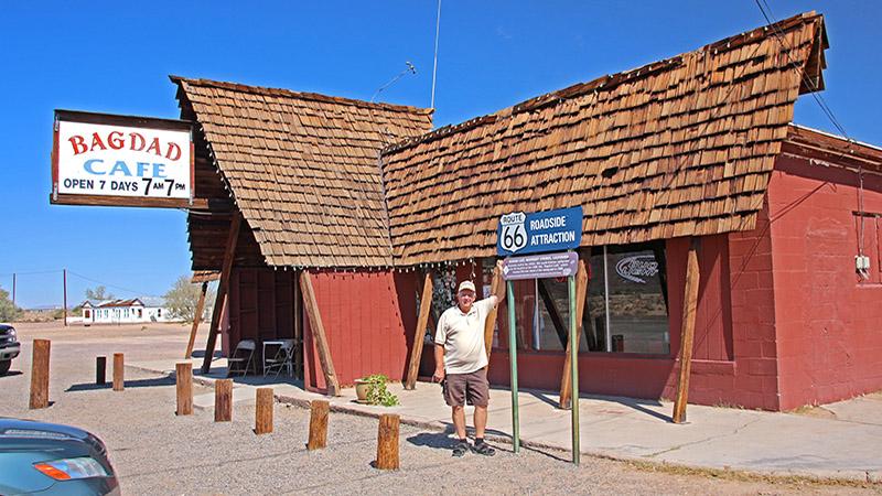 Cult favorite Bagdad Café is in Newberry Springs